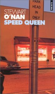 Speed queen de Stewart O'NAN (Points)