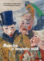 Monstre et imaginaire social de COLLECTIF (CREAPHIS)
