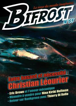 Bifrost n° 65 de Olivier GIRARD, Christian LÉOURIER, Thierry DI ROLLO, Nina Kiriki HOFFMAN, Eric BROWN