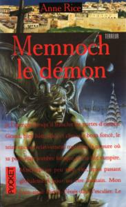 Memnoch le démon de Anne RICE (Pocket Terreur)
