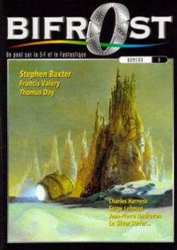 Bifrost n° 8 de Olivier GIRARD, Thomas DAY, Jeam TAG, Francis VALÉRY, Olivier FRAISIER, Stephen BAXTER, Hervé HAUCK, Ghislain AUBRY, Pierre STOLZE,  F. ASTÉRO. H., Pascal THUOT, Serge LEHMAN, Philippe PAYGNARD,  ETEYAS, Jean-Pierre ANDREVON, Denis GUIOT, André-François RU