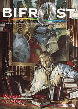 Bifrost n° 9 de Olivier GIRARD, Robert WOLFF, Olivier FRAISIER, Thomas DAY,  JWEL, Yann O'NEIL, Patricia A. McKILLIP, Dominique  WARFA, Pierre STOLZE, Francis  VALÉRY, Alfred BESTER, Frank Olson BRAUN,  THUG,  ETEYAS,  ORG, Philippe PAYGNARD, Patrick MARCEL, André-Françoi
