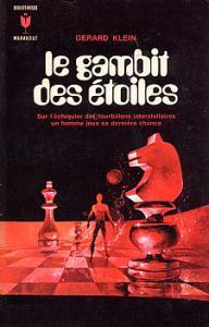 Le Gambit des étoiles de Gérard KLEIN, Jacques VAN HERP (Marabout Science fiction)