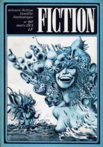 Fiction n° 207 de Poul ANDERSON, Jean-Pierre ANDREVON, Philip Jose FARMER, Gabriel DEBLANDER, Alain GARSAULT (Fiction)