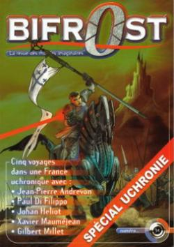 Bifrost n 34 de Olivier GIRARD, Jean-Pierre ANDREVON, Gilbert MILLET,  CHABEUH, Johan HELIOT, Paul DI FILIPPO, Pierre-Paul DURASTANTI, Xavier MAUMJEAN,  ORG, Sbastien GUILLOT, Cordwainer SMITH, Pierre STOLZE, Richard COMBALLOT, Philippe PAYGNARD, Pedro MOTA, Roland LEHO