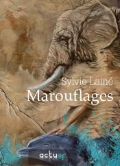Marouflages de Sylvie LAINÉ