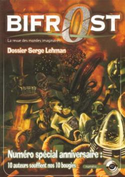 Bifrost n° 42 de Olivier GIRARD, Claude ECKEN,  CHABEUH, Thierry DI ROLLO, Catherine DUFOUR, Thomas DAY, Pierre-Paul DURASTANTI, Xavier MAUMÉJEAN, Francis BERTHELOT, Johan HELIOT, Patrick IMBERT, Serge LEHMAN, Pierre STOLZE, Ted CHIANG, Richard COMBALLOT, Roland LEHOUCQ,