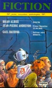 Fiction n° 375 de Brian ALDISS, Jean-Pierre ANDREVON, Gael BAUDINO, Stephen GALLAGHER, Charles L. GRANT, Richard MUELLER, Nancy KRESS, Henry GUYHEM, George Alec EFFINGER (Fiction)