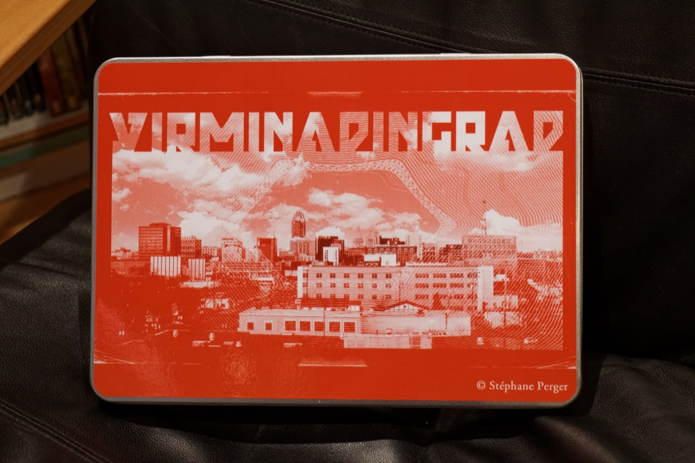 L'Exposition Yirminadingrad