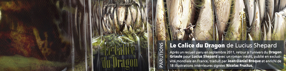 En-tête Le Calice du dragon