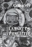 LA PART DE FRAGILITÉ