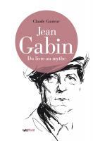 Jean Gabin, du livre au mythe
