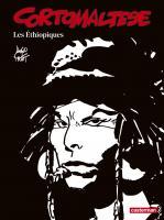 Corto Maltese en noir et blanc relié - Les Ethiopiques de Hugo PRATT (Casterman)