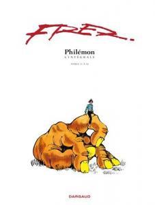 Philémon. L'intégrale 3 (Tomes 11 à 15) de FRED (DARGAUD)