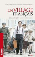 Un Village français (scénario de la saison 1)