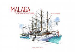 Malaga - chorégraphie portuaire