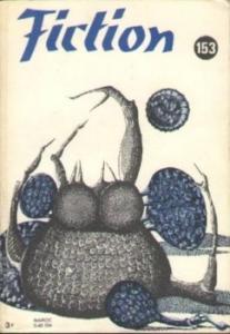 Fiction n° 153 de Brian ALDISS, Michel DEMUTH, Philip K. DICK, Henry SLESAR, Daniel WALTHER, Gérard KLEIN, Maxim JAKUBOWSKI, Anne TRONCHE (Fiction)