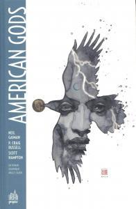 American Gods - Tome 1 de Neil GAIMAN (URBAN GRAPHIC)