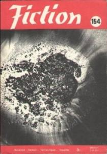 Fiction n° 154 de Michel DEMUTH, Randall GARRETT, Kit REED, Laurence M. JANIFER, Jack VANCE, Gérard TORCK, Jacques VAN HERP, Gérard KLEIN, Emmanuelle STEIN, Pierre STRINATI (Fiction)