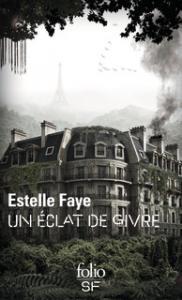 Un éclat de givre de Estelle  FAYE (Folio SF)