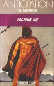 Facteur vie de Gilles MORRIS (Anticipation)