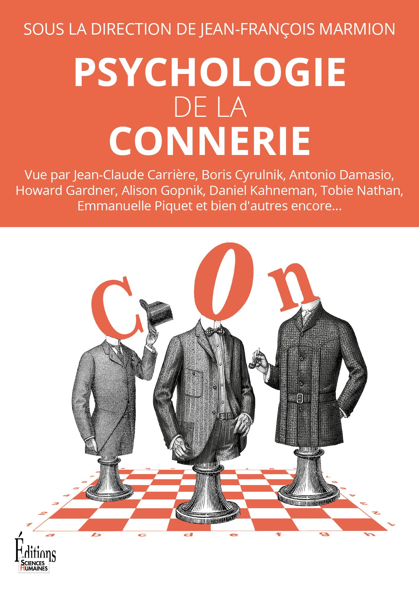 c511159b21b Psychologie de la connerie de Jean-François MARMION ()