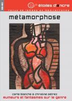 Etoiles d'Encre, N° 59 : Métamorphose