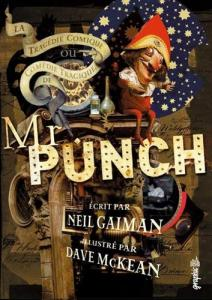 Mr. Punch de Neil GAIMAN (URBAN GRAPHIC)