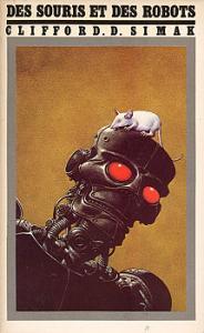 Des souris et des robots de Clifford Donald SIMAK (Titres/SF)