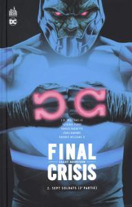 Final Crisis - Tome 2 de Grant MORRISON (DC Classiques)