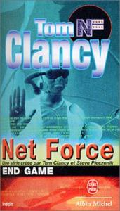 Net Force : End  Game de Tom CLANCY (Livre de poche Thrillers)