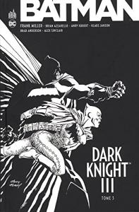 BATMAN DARK KNIGHT III tome 3 de Brian AZZARELLO, Frank MILLER (DC Essentiels)