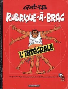 Rubrique-à-Brac - Intégrale de Marcel GOTLIB (DARGAUD)