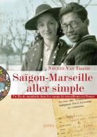 Saïgon-Marseille aller simple