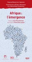 Afrique, l'émergence