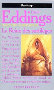 La Reine des sortilèges de David EDDINGS (Pocket SF)