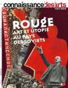 Rouge - Art et utopie au pays des soviets de  COLLECTIF