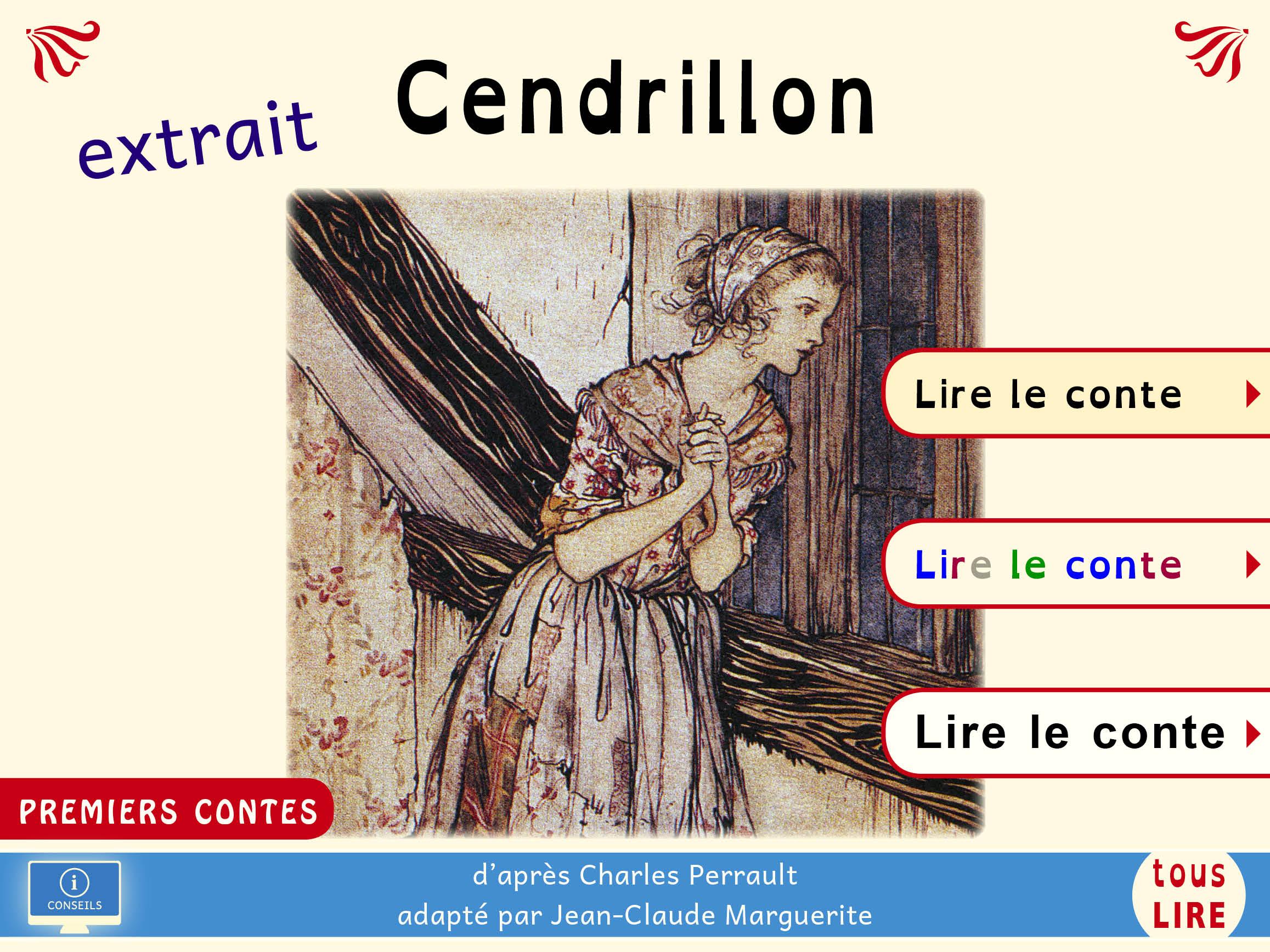 Cendrillon (extrait)