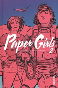 Paper Girls Tome 2 de Brian K. VAUGHAN (Urban indies)