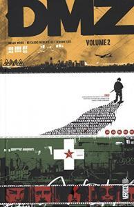 DMZ intégrale Tome 2 de  COLLECTIF, Brian WOOD (Vertigo)