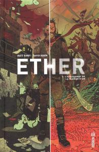 Ether - 1 de Matt KINDT (Urban indies)