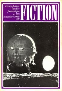 Fiction n° 179 de John CHRISTOPHER, Daniel WALTHER, Marcel BATTIN, Leigh BRACKETT, Serge NIGON, Jacques GOIMARD, Roland STRAGLIATI (Fiction)