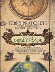 Tout le disque-monde de Terry PRATCHETT (ATALANTE (L'))