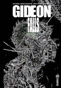 Gideon Falls - Tome 1 de Jeff LEMIRE (Urban indies)