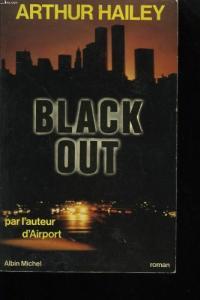 Black out de Arthur HAILEY (Livre de poche Thrillers)
