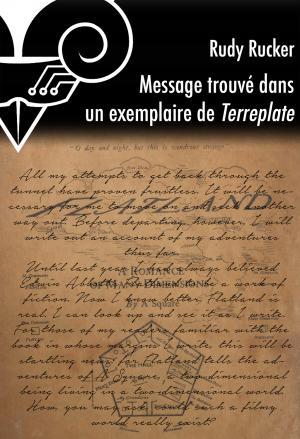 Message trouvé dans un exemplaire de Terreplate