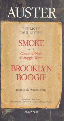 Smoke, suivi du Conte de Noël d'Auggie Wren - Brooklyn Boogie