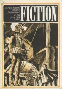 Fiction n° 186 de Poul ANDERSON, Catherine L. MOORE, Fritz LEIBER, Theodore STURGEON, Roger BLONDEL, Gérard KLEIN (Fiction)
