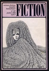 Fiction n° 187 de Cordwainer SMITH, Lester DEL REY, Fred SABERHAGEN, Daniel WALTHER, Clifford Donald SIMAK, Martial-Pierre COLSON (Fiction)