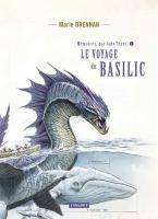Le Voyage du Basilic de Marie  BRENNAN (La Dentelle du Cygne)